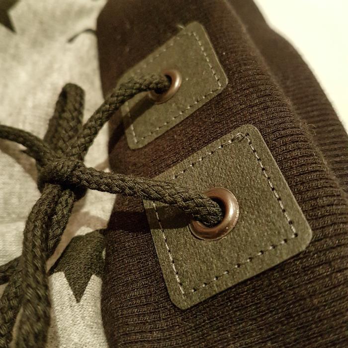 Nähen mit SnapPapp auch bei Bekleidung - Jogginghose selbst genäht