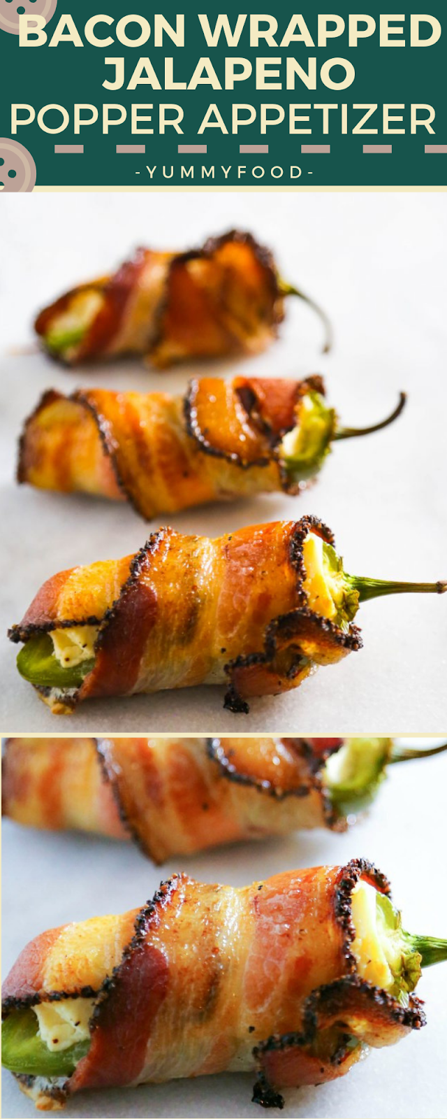 Bacon Wrapped Jalapeno Pорреr Aрреtіzеr Recipe