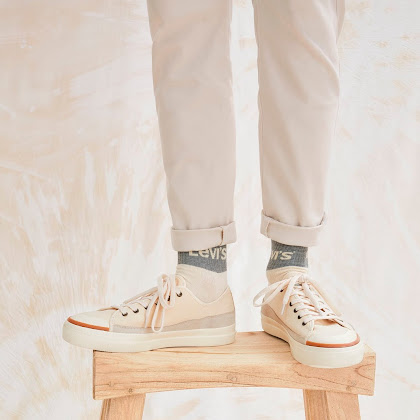 Levi's Square Sneakers
