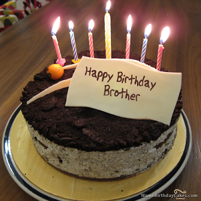 birthday cake for brother