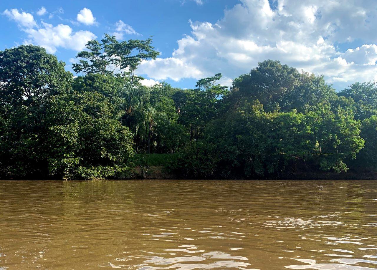 margens do rio piracicaba