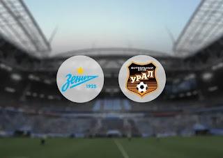 Урал — Зенит: прогноз на матч, где будет трансляция смотреть онлайн в 16:30 МСК. 19.09.2020г.