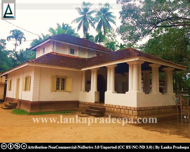 Kuruwita Purana Viharaya, Sri Lanka