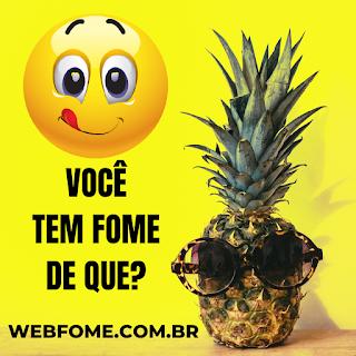 Webfome e Webcome