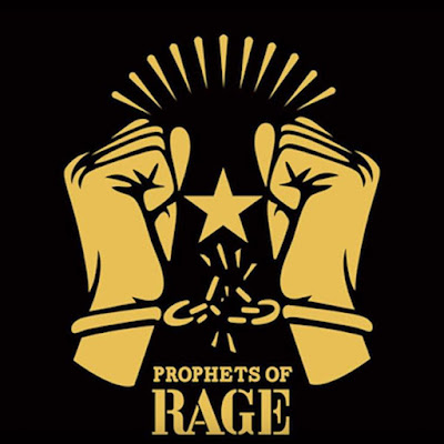 Prophets of Rage – The Party's Over EP