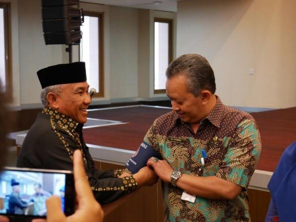 Walikota Kukuhkan Tim Pengawas KTR