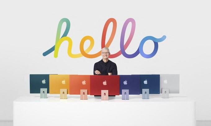 Apple vuelve a sus orígenes y lanza las nuevas iMac de colores y otras innovaciones