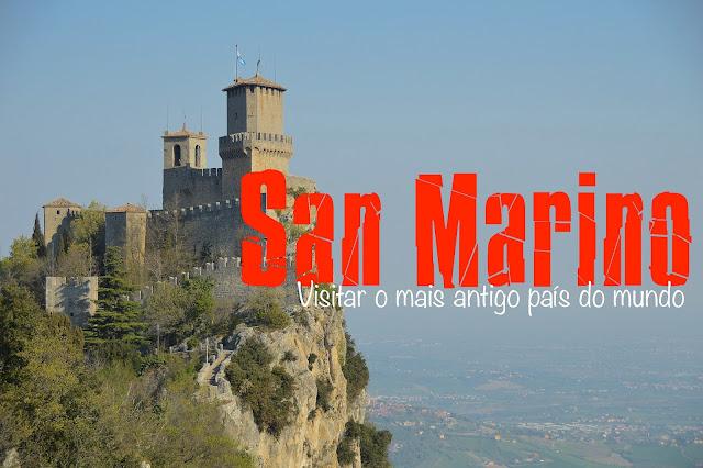 San Marino - O que visitar