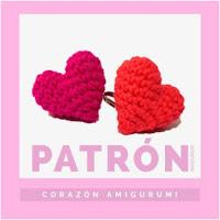 http://amigurumislandia.blogspot.com.ar/2019/03/amigurumi-corazon-amaru.html