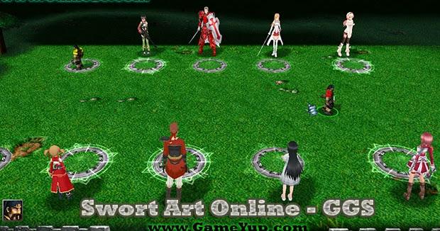 Swort Art Online SAOGGSVer8cw3x