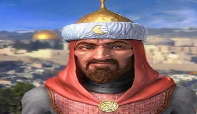 فتح القدس على يد صلاح الدين الأيوبى