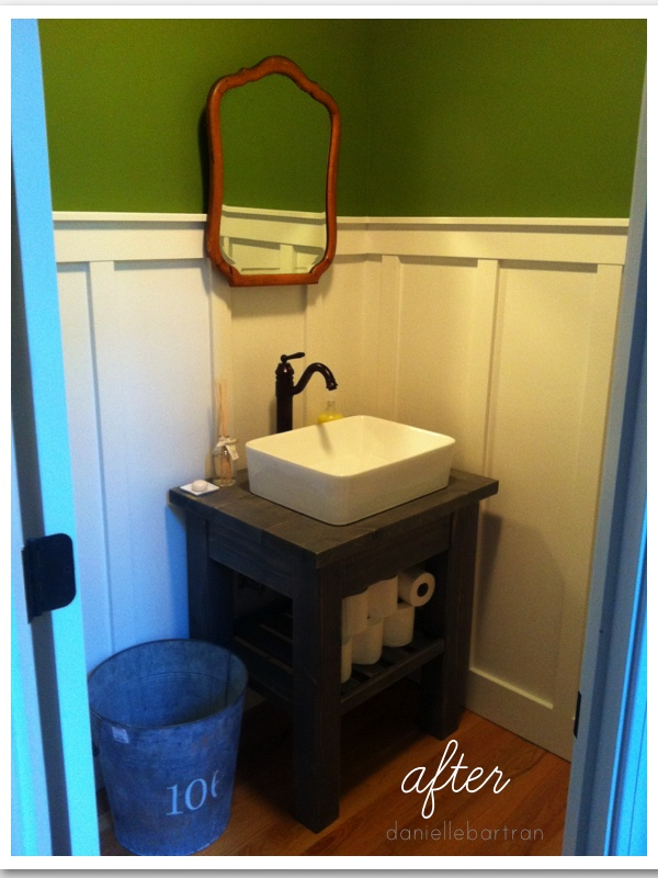 Bathroom Vanity Farmhouse