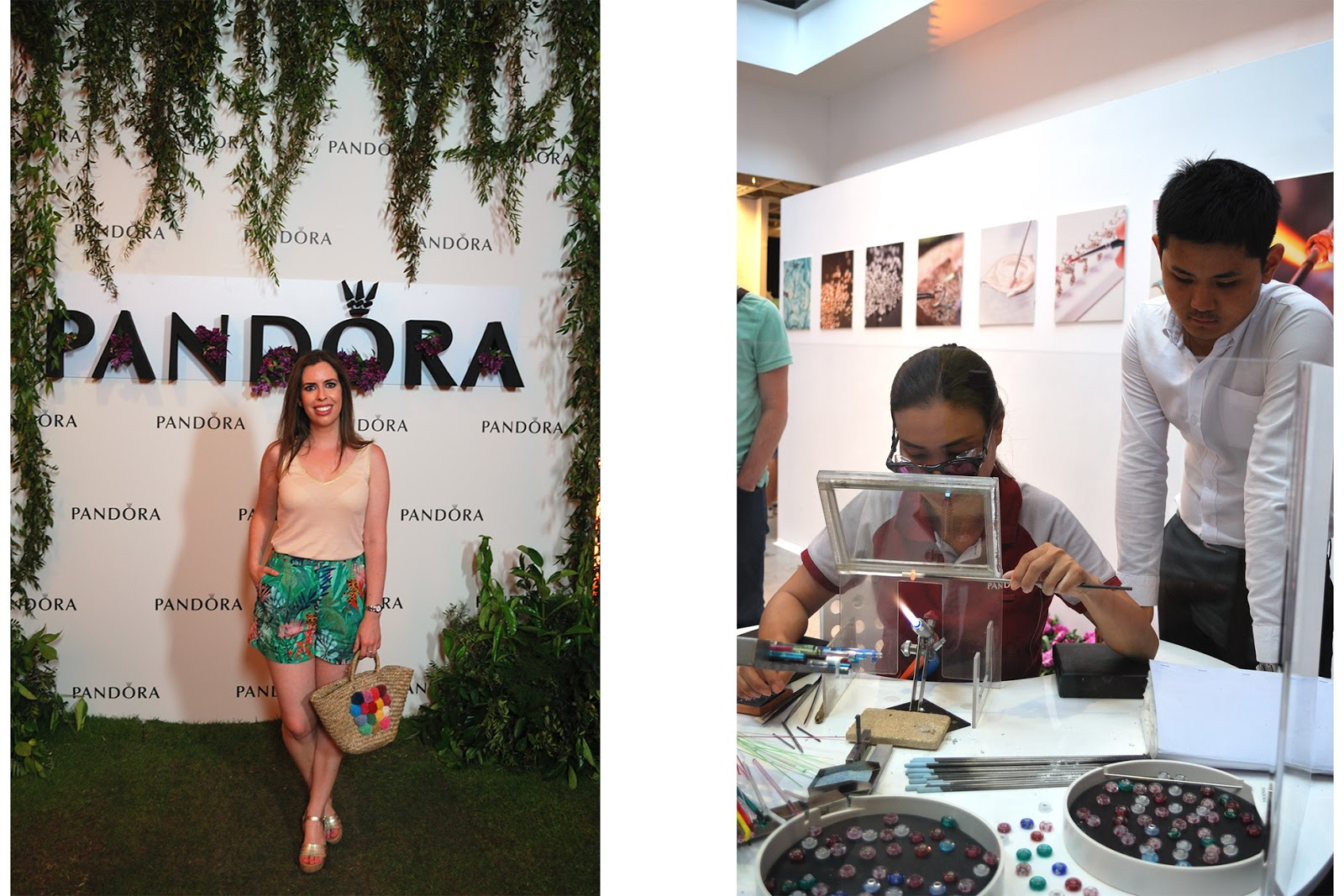 #casapandora pandora jewelry exhibit madrid