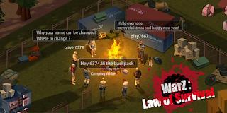 WarZ Law of Survival