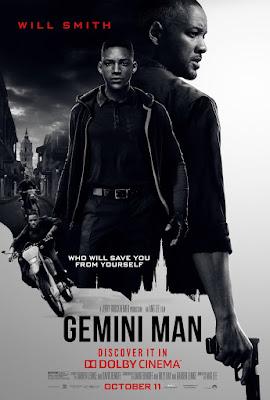 Gemini Man 2019 Movie Poster 7