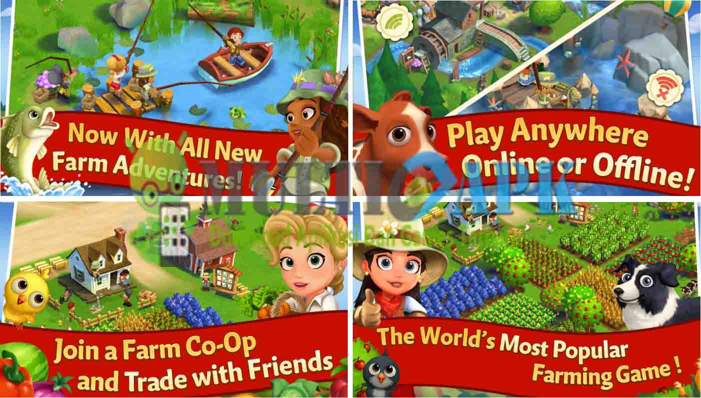 FarmVille 2 Country Escape Mod v7.3.1483 (Mod Unlimited)