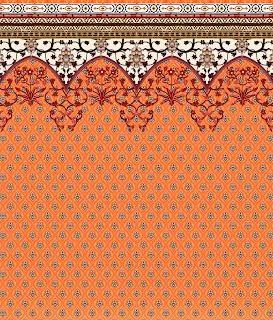 Dupatta Design