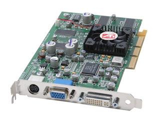 VGA Card (dengan kartu VGA)