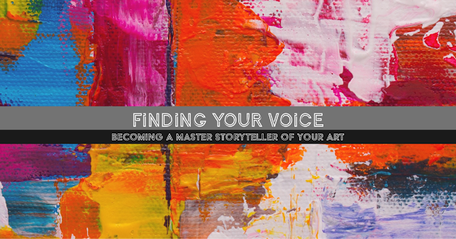 finding your voice title image