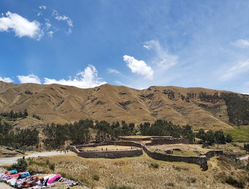 Complexo Arqueológico de Puca Pucara, Cusco