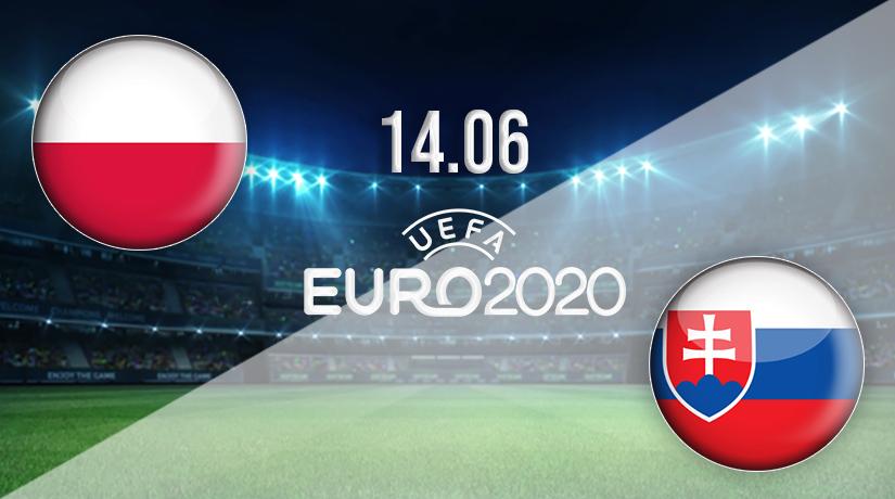 Poland vs Slovakia Live | EURO CUP 2021 | Team News, Predictions