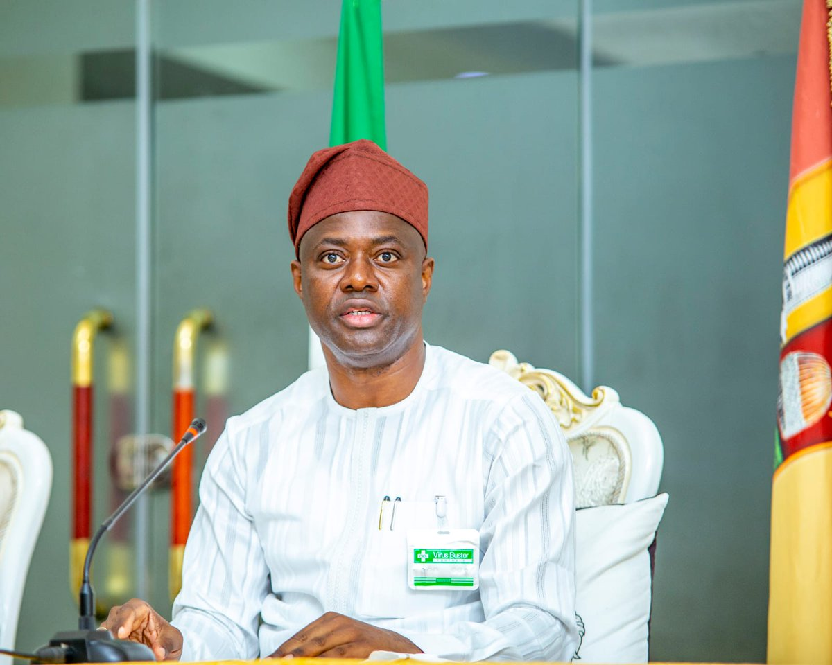 Seyi Makinde orders reopening of schools in Oyo state - see date