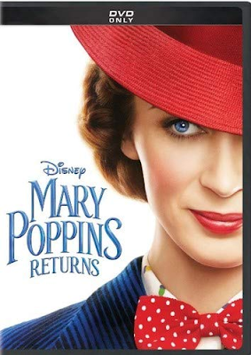 Mary Poppins Returns [2018] [DVD R2] [PAL] [Castellano] [DVD9]
