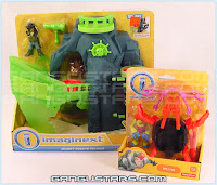 Imaginext Ghost Pirates Island Space Series Ion Crab Fisher-Price