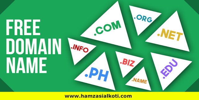How to Get a Free Domain Name for Lifetime