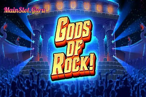 Main Gratis Slot Gods Of Rock (Thunderkick)   96.05% RTP