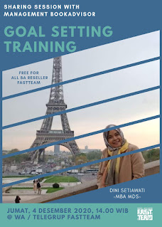 sharing sesion setting goal training