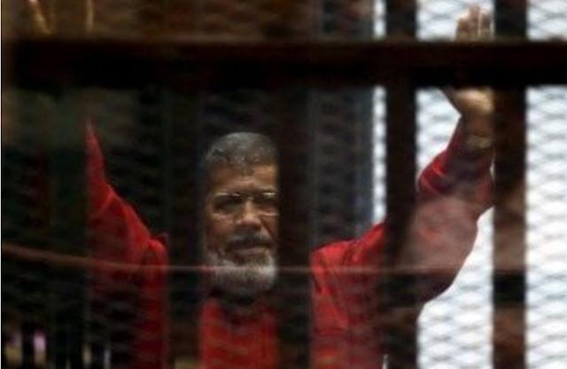 بيان من النائب العام بشأن وفاة الرئيس المصري الراحل محمد مرسي