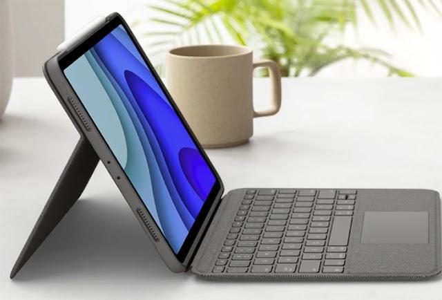 Logitech Folio Touch, iPad Pro'yu mini bir dizüstü bilgisayara dönüştürüyor