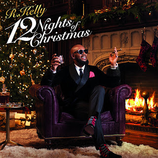 R. Kelly Unveils '12 Nights Of Christmas' Tracklisting
