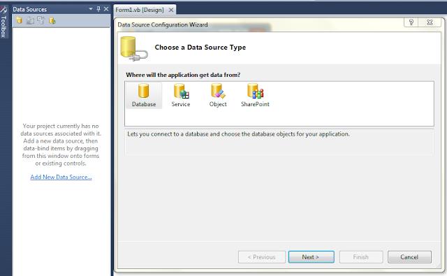 4 - Koneksi Sql Server Dengan Microsoft Visual Studio
