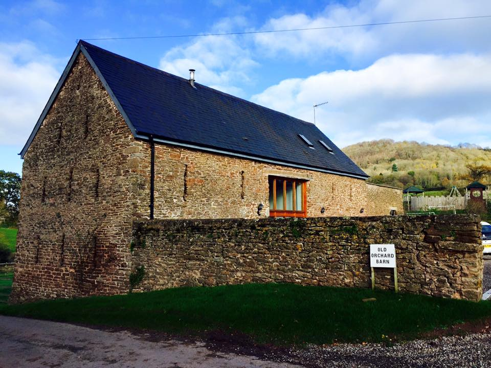 renting a barn conversion in wales