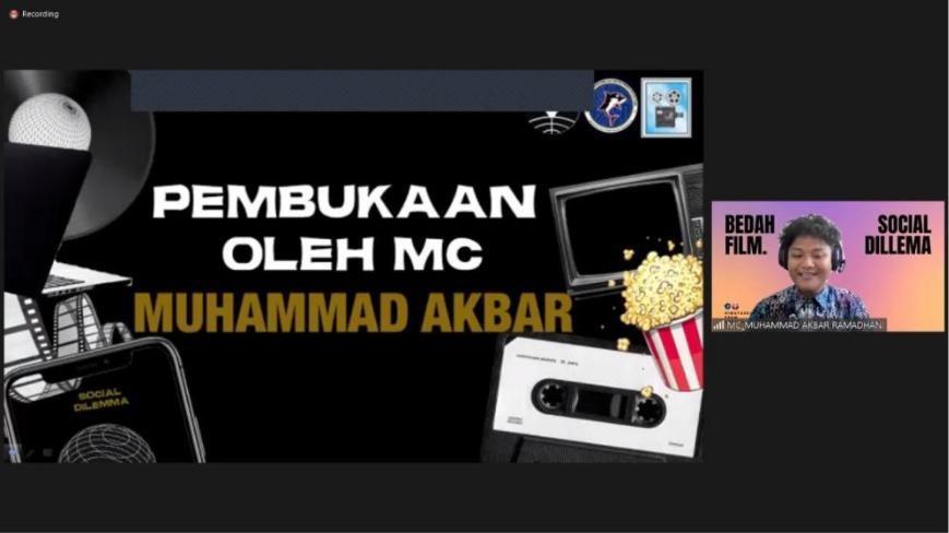 Bedah Film The Social Dilemma (ADKESMA & PSDM)