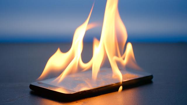redmi note 8 cepat panas