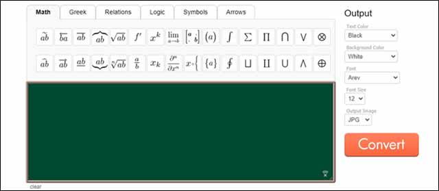 best-online-equation-editors