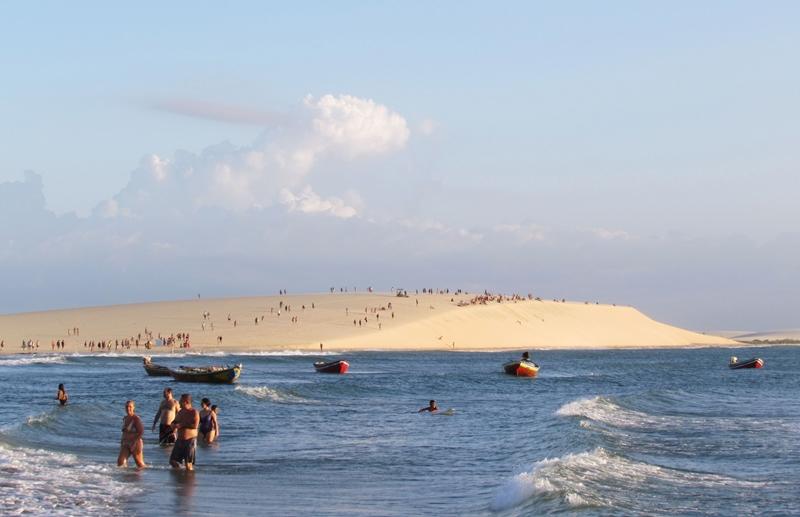 Pousada na Praia de Jericoacoara