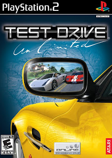 Test Drive Unlimited (PS2) 2007