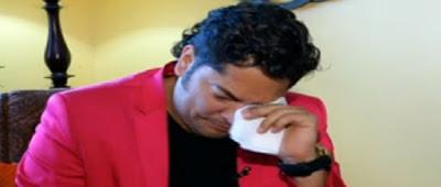 El Pachá llora y ofrece detalles sobre salida programa de Color Visión-VER VIDEO