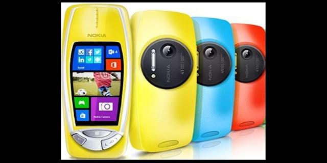 Desain Nokia 3310 yang Baru Lebih Ramping dan Ringan