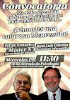 'Improvisada' convocatoria para el boicot a González y Cebrián