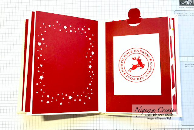 Nigezza Creates with Stampin' Up! & The Night Before Christmas