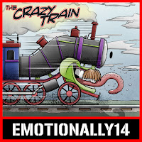 Image result for Emotionally 14 Crazy train