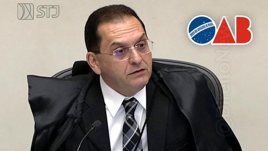 oab assistente defesa advogado penal stj