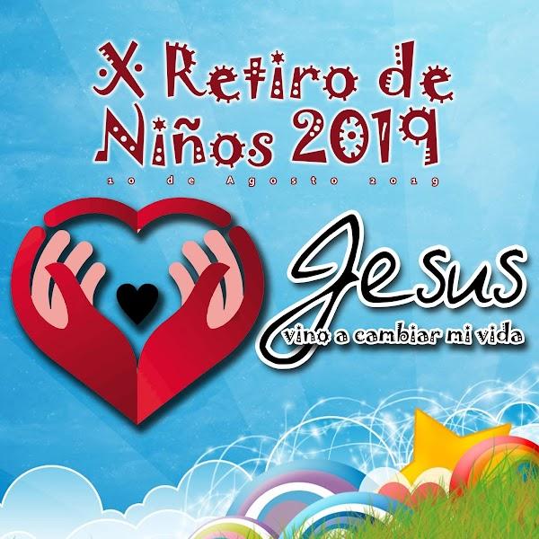 Invitación al X° Retiro de Niños 2019