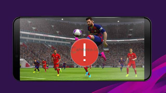 Cara Mengatasi Force Close di e-Football PES 2021 Mobile