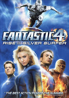 Fantastic Four 2 Rise of the Silver Surfer (2007) Dual Audio Hindi 720p BluRay ESubs Download